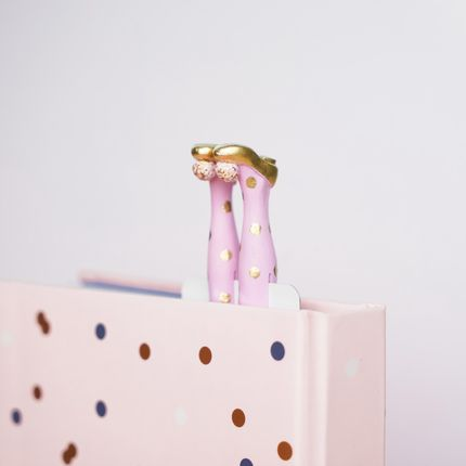 Gift - Marque-pages Unicorn and Fairy, faits à la main - MYBOOKMARK