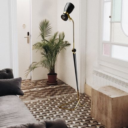 Floor lamps - Amy Floor Lamp - DELIGHTFULL