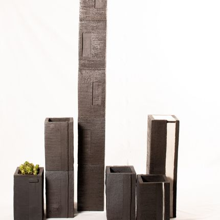 Sculpture - Ecorce émoi - ATELIER ENTRE TERRES