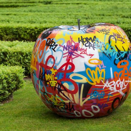 Objets design - GRAFFITI sculptures - BULL & STEIN