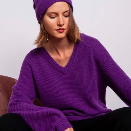 Ready-to-wear - Sweater MELODY - MADLUV CASHMERE GOES POP