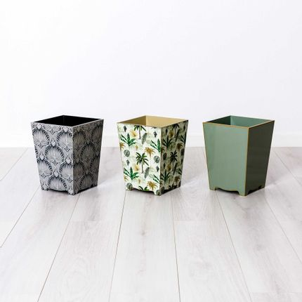 Design objects - Paper bin - FUNDACION A LA PAR