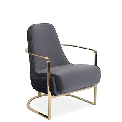 Armchairs - OCADIA DINING CHAIR - LUXXU HOME
