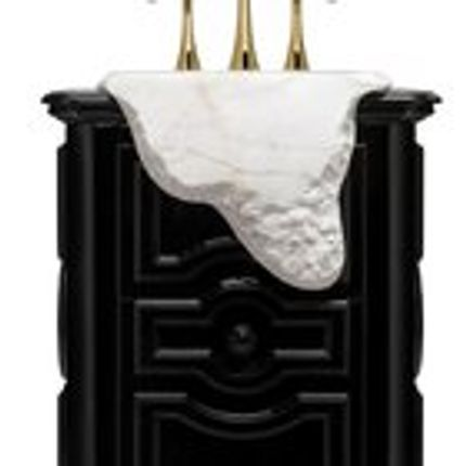 Bathroom furniture - Petra Freestanding - COVET HOUSE