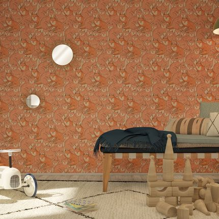 Wall decoration - SEASON WALLPAPER  - SEASON PAPER COLLECTION