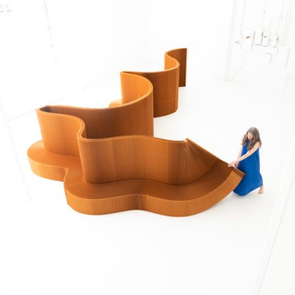 Benches - benchwall  - MOLO