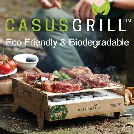 Barbecues - CASUSGRILL - COMETE GROUP
