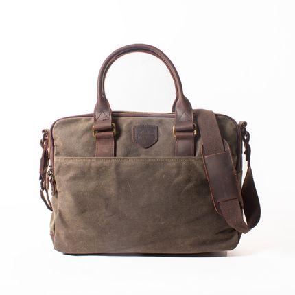 Bags / totes - Computer Bag ANCHORAGE - ALASKAN MAKER