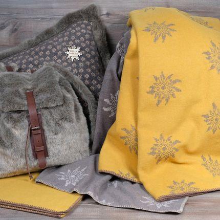 Cushions - PLAIDS ET COUSSINS - BIELLA FABRICS