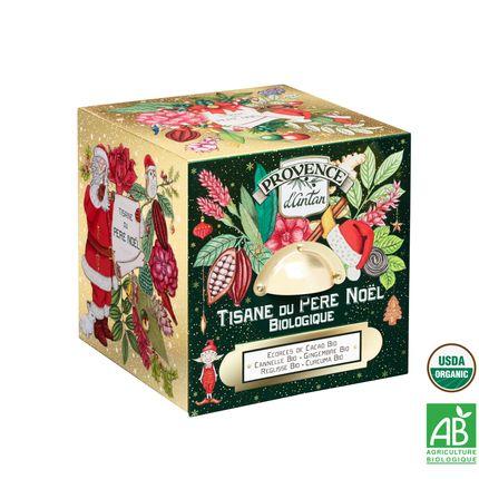 Café / thé - Tisane du Père Noël Biologique - PROVENCE D ANTAN