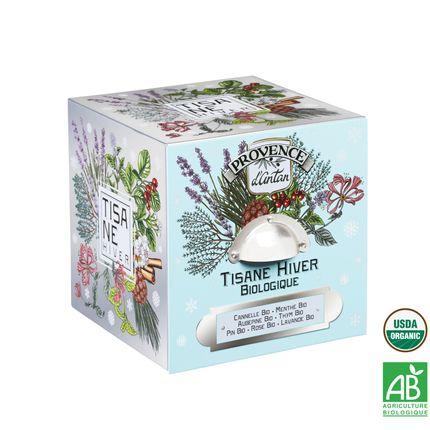 Café / thé - Tisane Hiver Biologique - PROVENCE D ANTAN