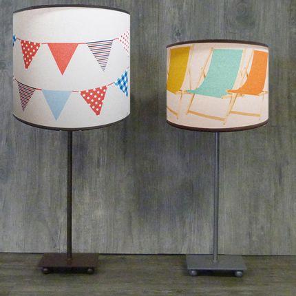 """Floor lamps - SEA LAMPS COLLECTION """" ZENITH """" - LA MAISON DE GASPARD / FP CONCEPT"""
