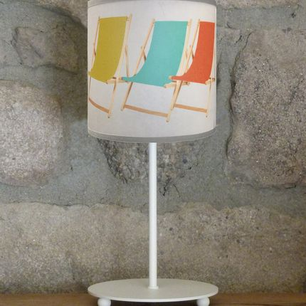 "Table lamps - SEA LAMPS COLLECTION "" SATURNE "" - LA MAISON DE GASPARD / FP CONCEPT"