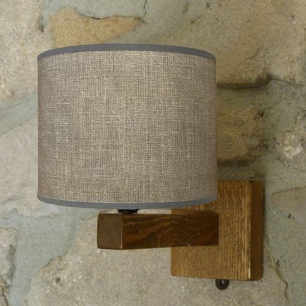 Table lamps - COUNTRY LAMPS DECOR LINEN - LA MAISON DE GASPARD / FP CONCEPT