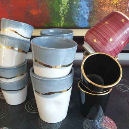 Mugs - Nespresso cup - ARTINOO