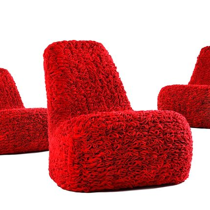 Armchairs - Nouvem - Accent chair - EVA.CAMPRIANI