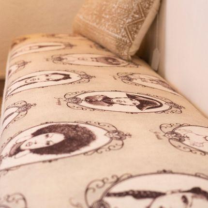 Upholstery fabrics - Fabrics | FYV-FL - YAËL & VALÉRIE