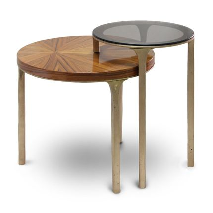 Bureaux - Luray Side Table  - COVET HOUSE
