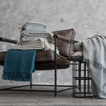 Throw blankets - Throws from Merino Wool, Alpaca, Cashmere - LINENME