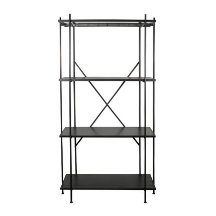 Shelves - 4-layer display shelf 90x42 H180 - 119208 - LAUVRING