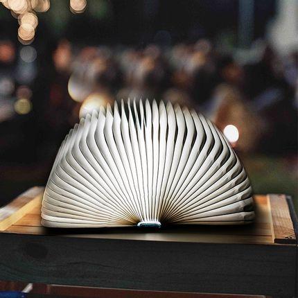 Objets design - HALO - Le livre qui vous éclaire - CATWALK