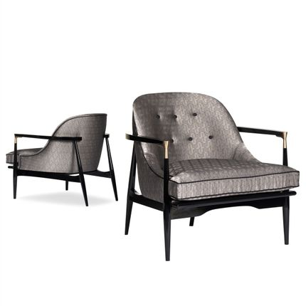 Armchairs - Morini ArmChair and Chair - BY KEPI