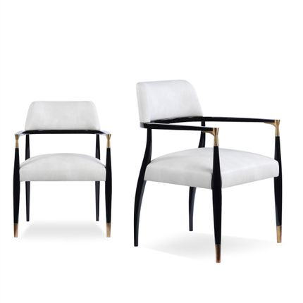Fauteuils - Morini ArmChair and Chair - BY KEPI