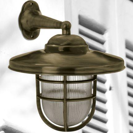 Wall lamps - Brass Wall Light 773 - ANDROMEDA LIGHTING