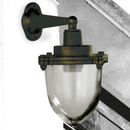 Wall lamps - Industrial brass lighting no 69 - ANDROMEDA LIGHTING
