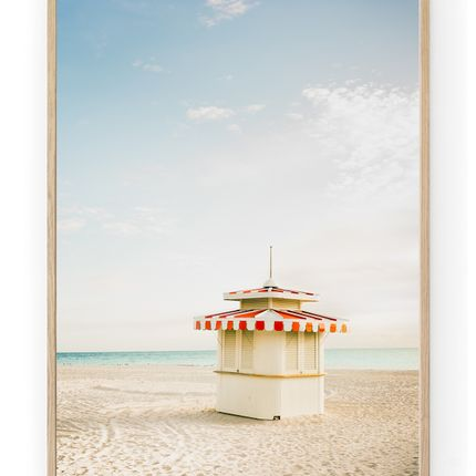 Affiches - MIAMI BEACH - DAVID & DAVID STUDIO