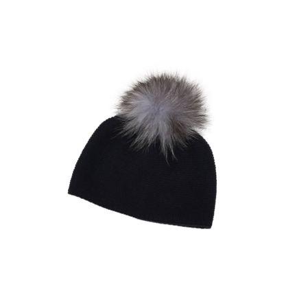 Hats - beanie hat  - ERDENET CASHMERE LLC