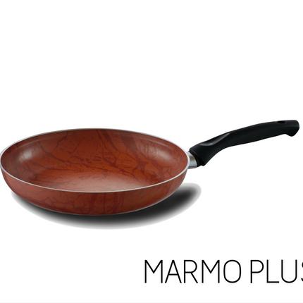 Frying pans - Marmoplus™  fryingpan Red - NUOVA H.S.S.C.
