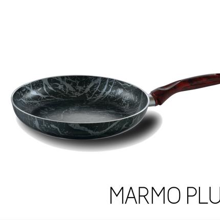 Frying pans - Marmoplus™  frying pan gray - NUOVA H.S.S.C.