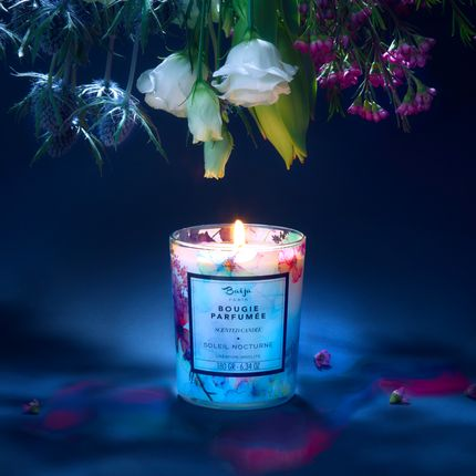 Candles - Scented Candle Soleil Nocturne • BAIJA PARIS - BAIJA PARIS