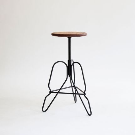 Stools - Rig - METAL & WOOD