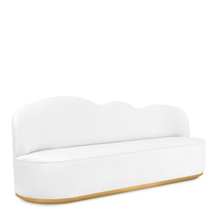 canapés - Cloud Sofa White - CIRCU