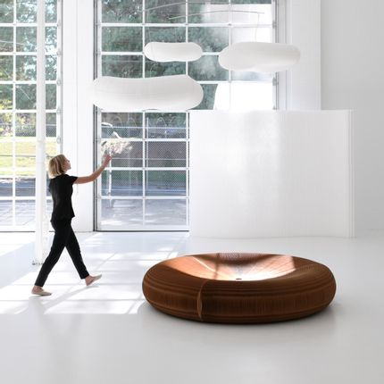Acoustic solutions - cloud softlight mobile - MOLO
