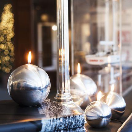 Candles - TITANIUM CANDLES - CANDELE FIRENZE