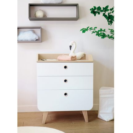 Chests of drawers - Commode Zen by Laurette - LAURETTE