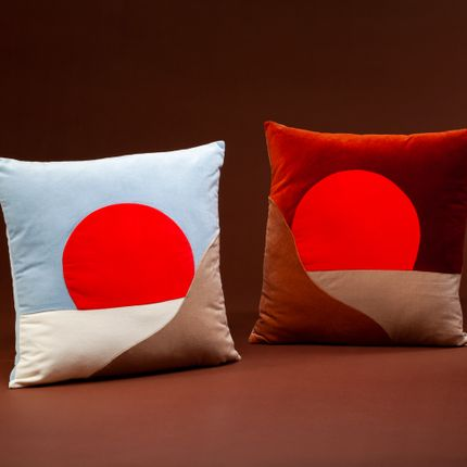 Cushions - SUNRISE and SUNSET cushions - MY FRIEND PACO