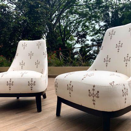 Upholstery fabrics - Upholstery fabric YV-SS - YAËL & VALÉRIE
