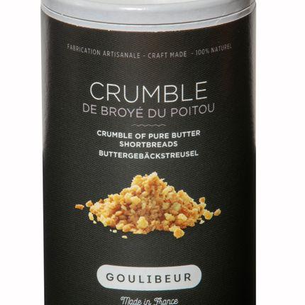 Cookies - CRUMBLE - GOULIBEUR