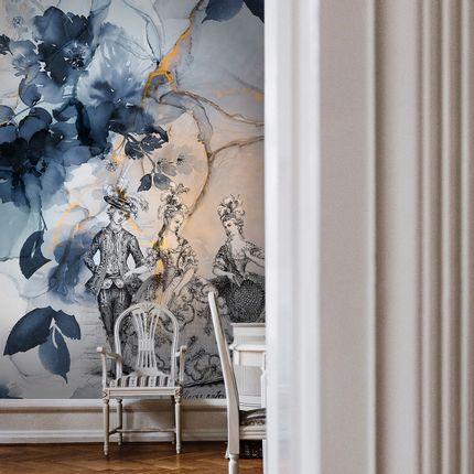 Wall decoration - Marie-Antoinette - LÉ PAPIERS DE NINON