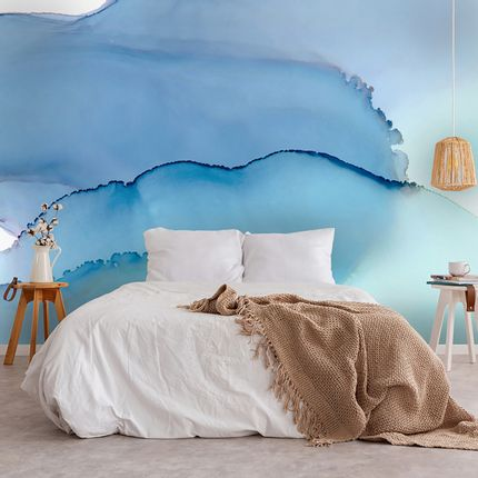 Wall decoration - Lazuli - LÉ PAPIERS DE NINON