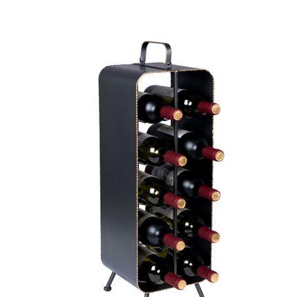 Chariot - Stalwart wine rack  - DUTCHBONE