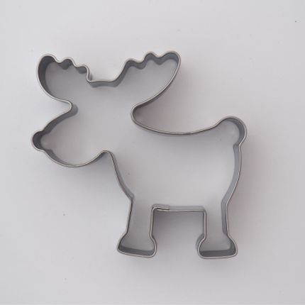 Kitchen utensils - Cookie cutter Reindeer - W! EUROPE S.R.O