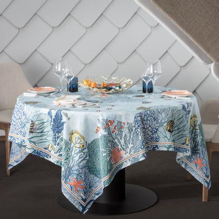 Linge de table - Nappe Porquerolles - BEAUVILLÉ