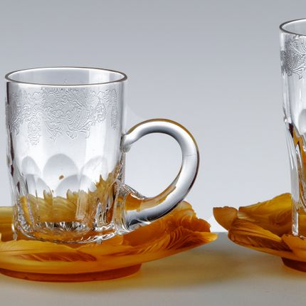Domain drinking glass for water - HERING BERLIN | MOM