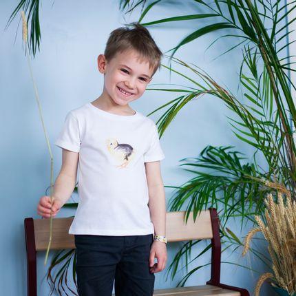Prêt à porter - T-shirt Enfant - KUTUUN - MADE IN FRANCE