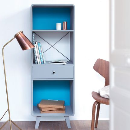 Bookshelves - Enigma Column Library - LAURETTE